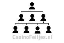 Casino organisatie